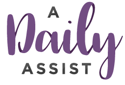 Logo for A Daily Assist